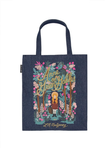 Anne of Green Gables Denim Tote