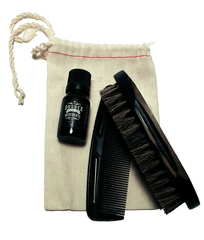 Sussex Beard Oil Traveller's Kit