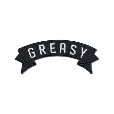 Greasy Lil' Rocker Patch
