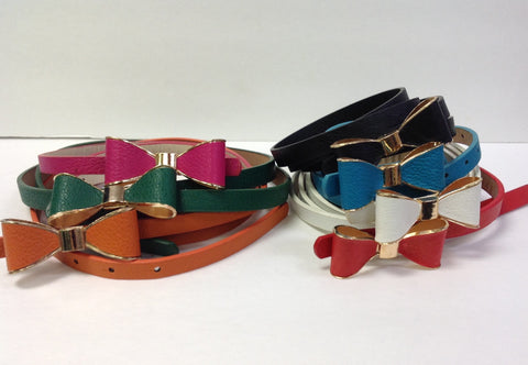 Adjustable Bow Belt