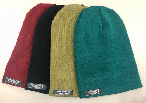 Heartbreak Basic Beanie - Assorted Colours