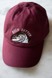 "Been Better ""Dad"" Cap"