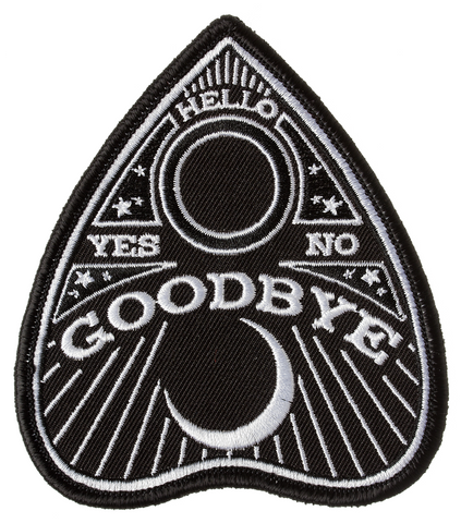 Planchette Iron-On Patch