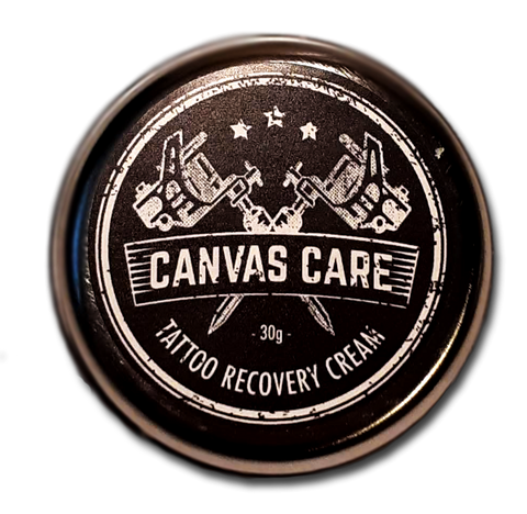 Canvas Care Tattoo Cream