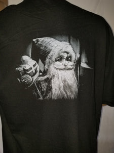 Santa Clause collectors T-shirt