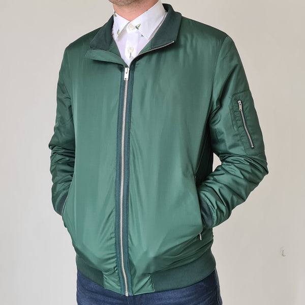 Selected Homme Green Son Jacket