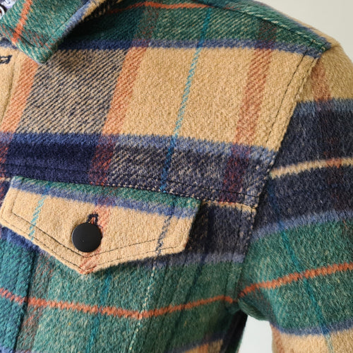 !SOLID Cool FauxWool Jacket