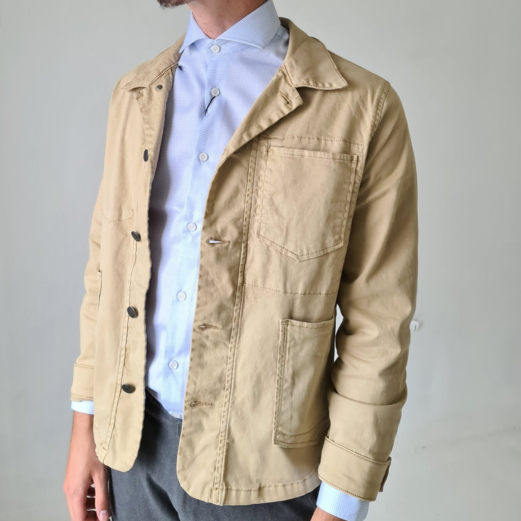 Selected Homme Tokyo Sand Jacket