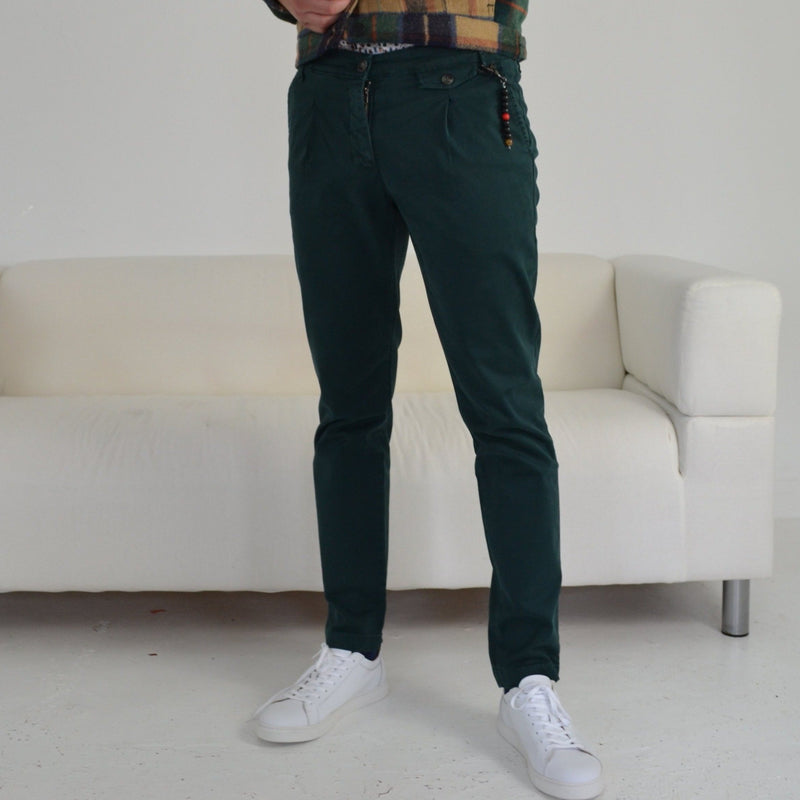 Kompressor Raso Chino Green
