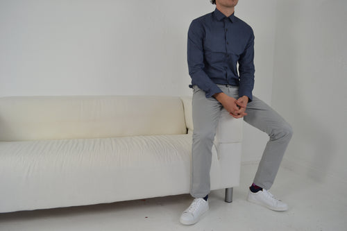 Matinique Pristu Limestone Tapered Chino