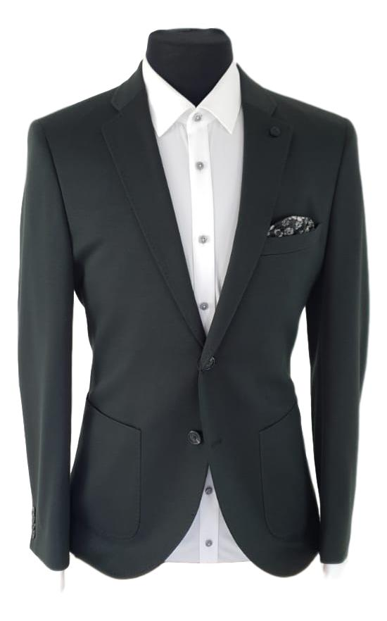 Matinique Jersey Green Blazer