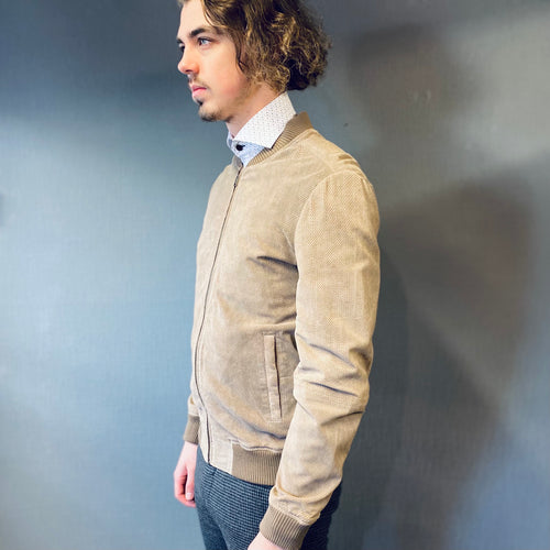 Selected Homme Cardiff Suede Jacket