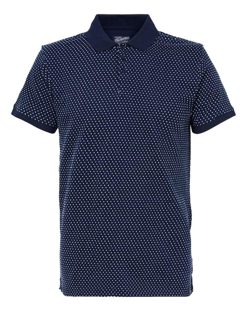Petrol Industries Polka Dot Polo