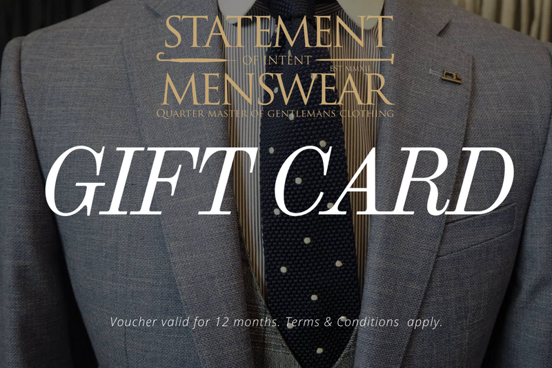 Statement Menswear Gift Card