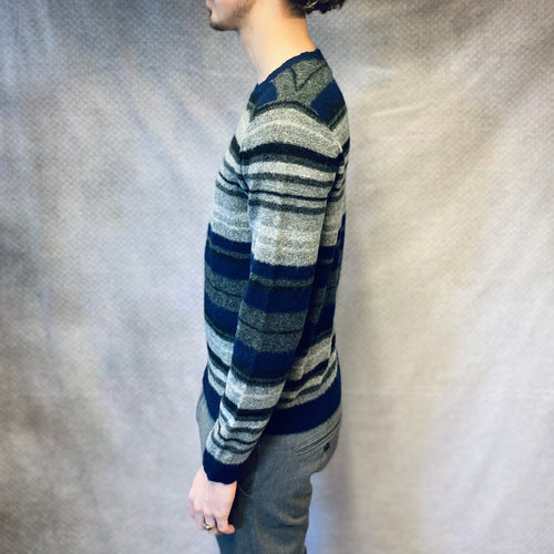 Markup Stripe Fantasia Fasce Knit Jumper