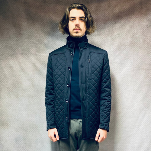 White Label Navy Brady Jacket