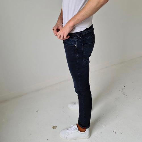 Petrol Industries Dark Blue Slim Jean