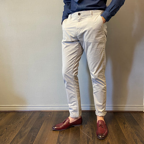 Petrol Industries Grey Chino