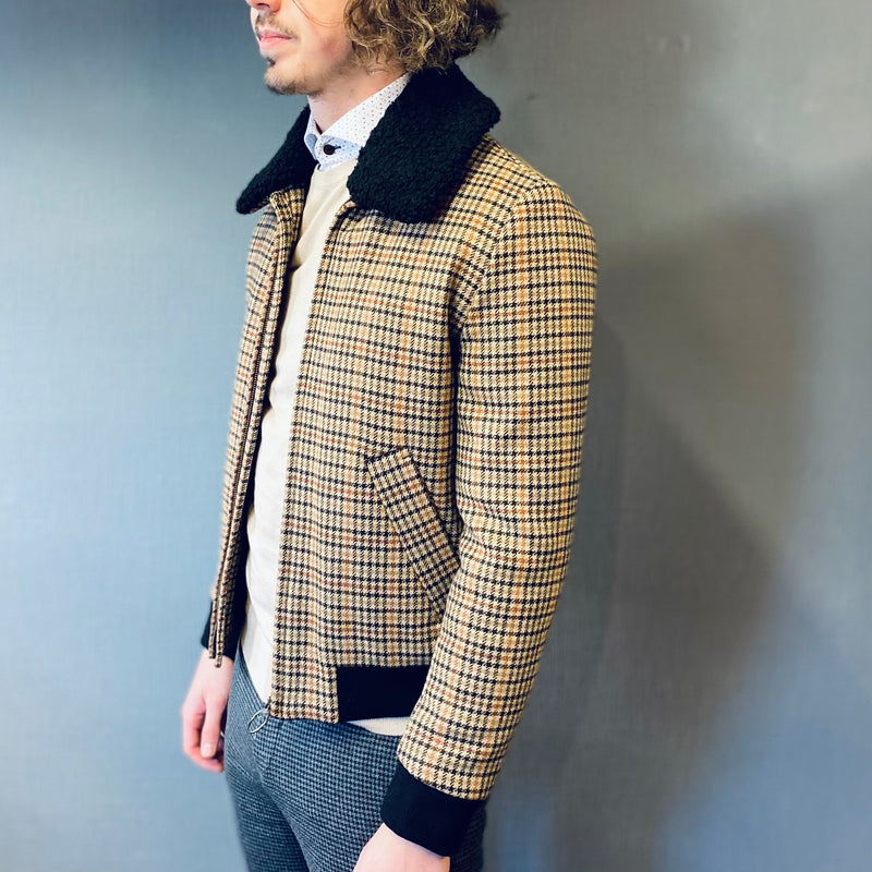 Selected Homme Short Wool Jacket