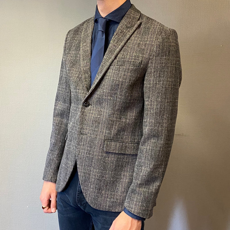 Selected Homme Frank Check Blazer