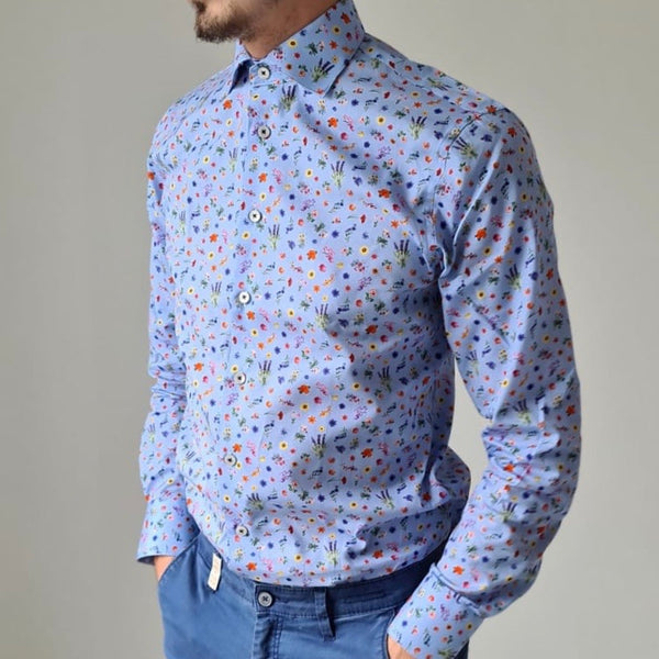 Matinique Marc N Lux Flower Shirt