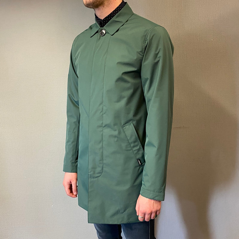Matinique Green Miles Mac Coat
