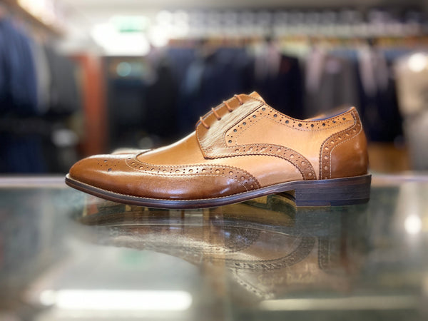 Sergio Duletti Brown Igor Shoe