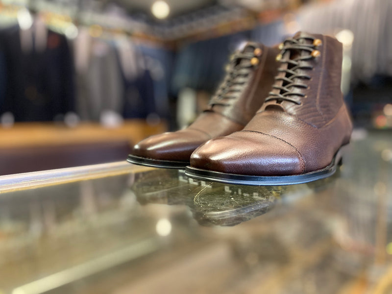 Paolo Vandini Sebastian Brown Boot
