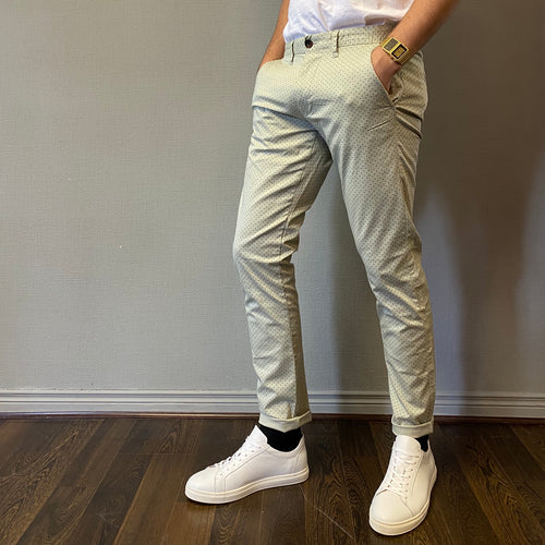 Selected Homme Blue Fox Chino