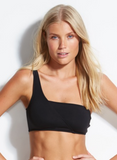 One Shoulder Bandeau | top - La Moana Bikini
