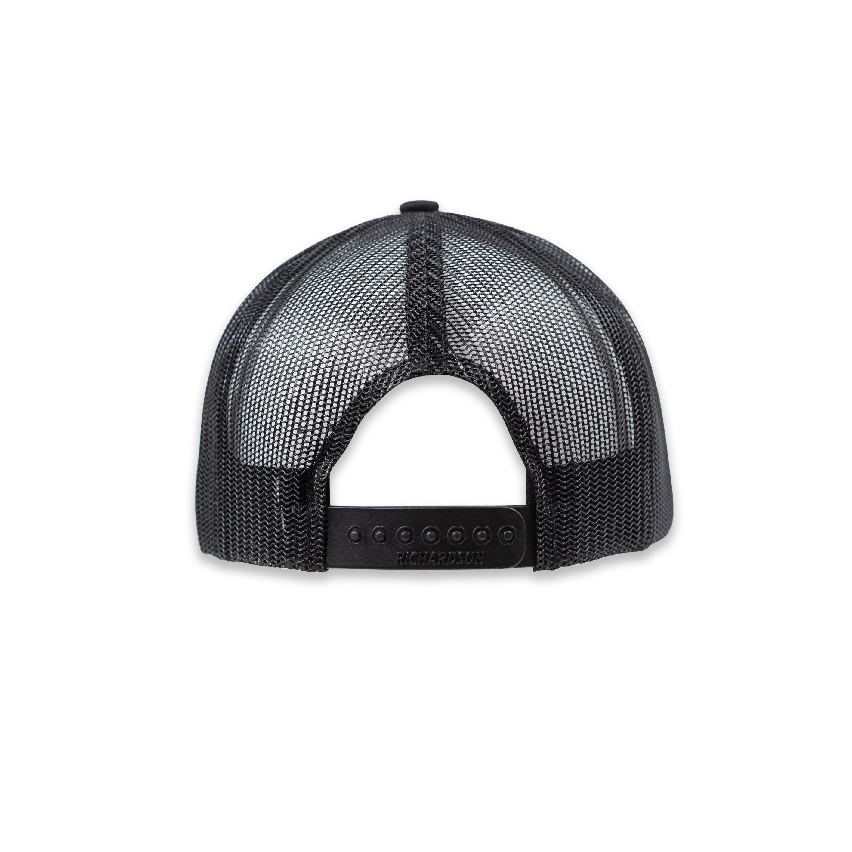 Richardson 112 Charcoal BC Snapback