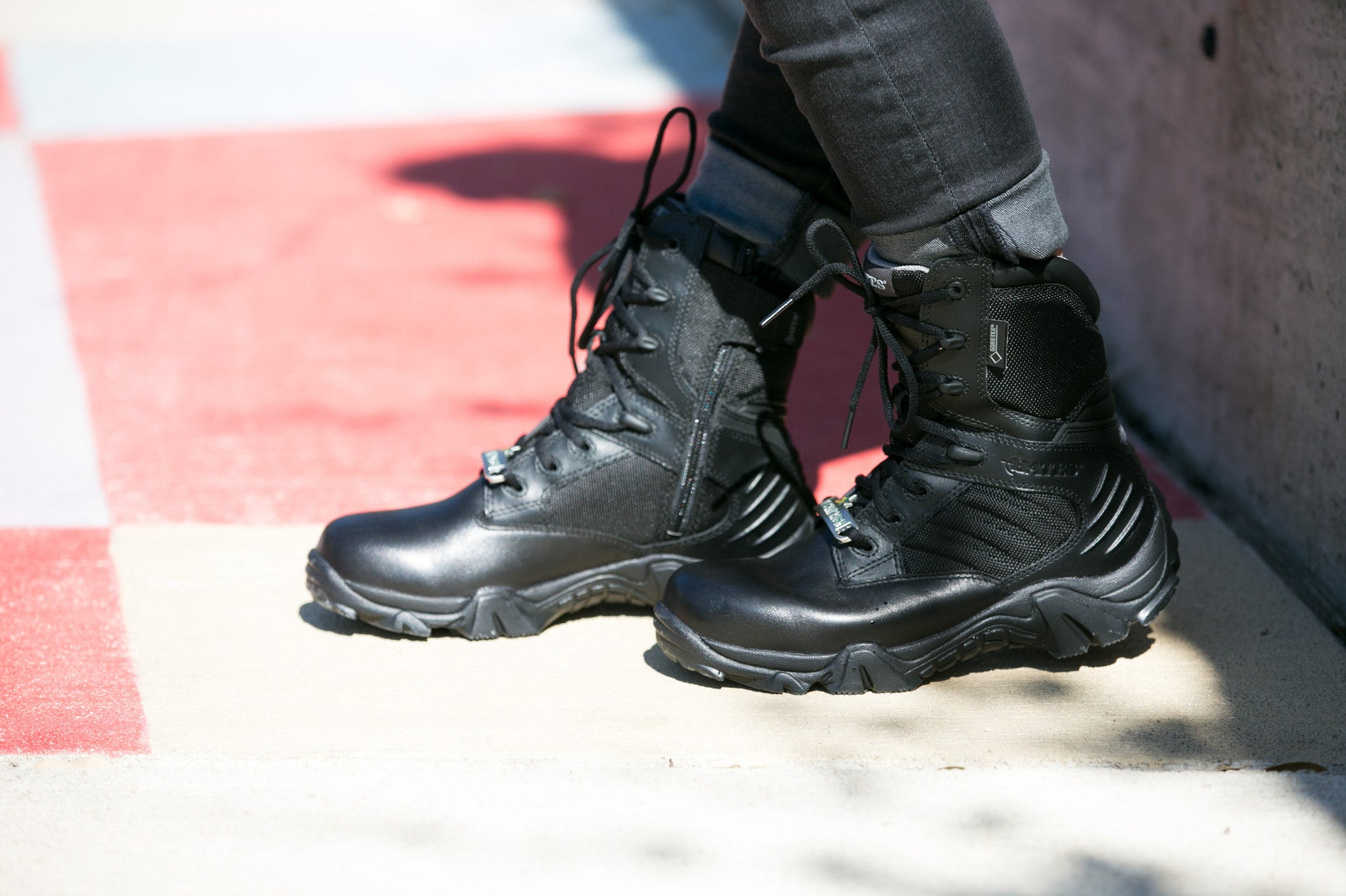 GX-8 Gore-Tex Black for Women