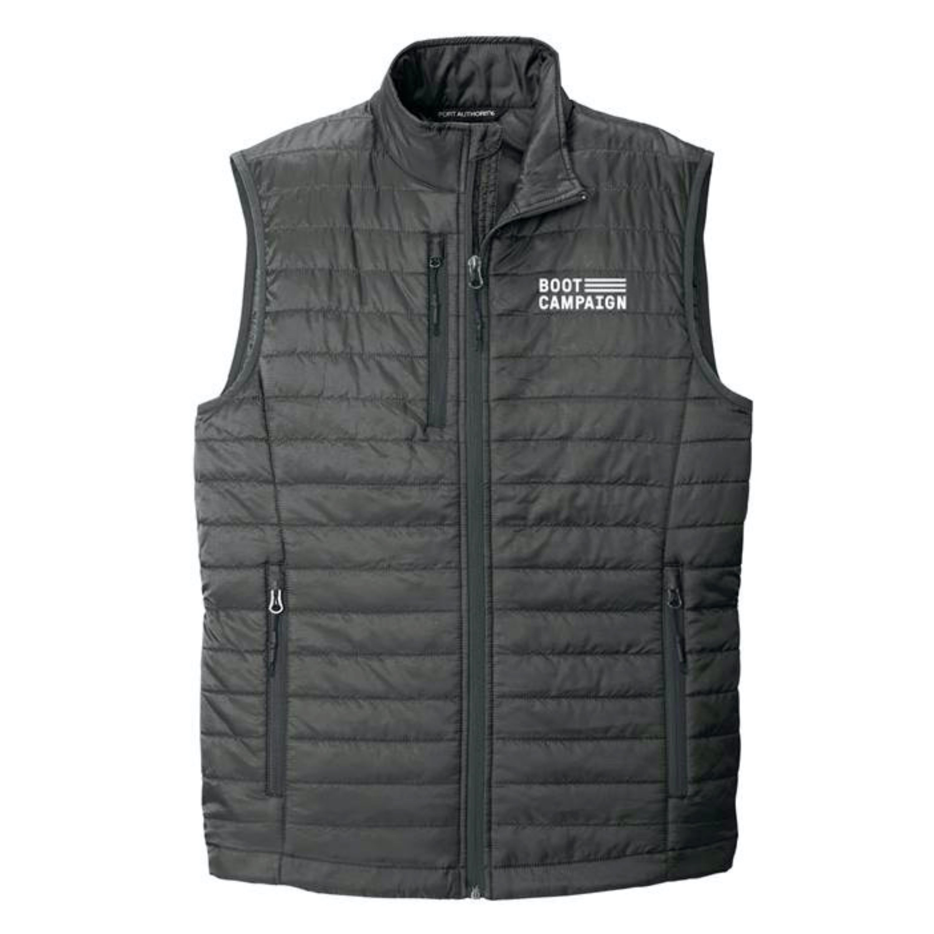 Boot Campaign Puffer Vest
