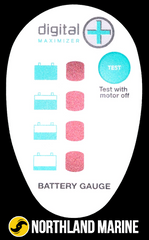 Minn Kota Battery Meter Decal SW 2316606