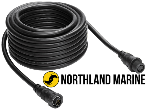 Humminbird EC M3 14W30 14 Pin 30' Transducer Extension Cable 720106-2