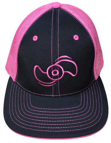 Northland Marine Black/Pink Hat