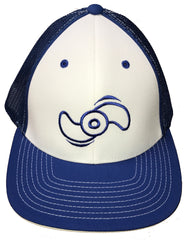 Northland Marine Blue/White Hat