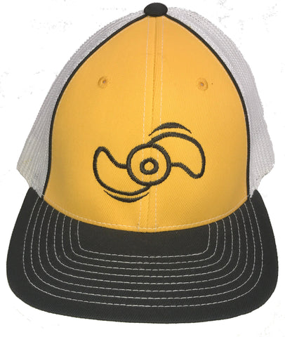 Northland Marine Gold/Black Hat
