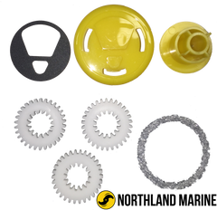 Minn Kota Edge Yellow Pointer Disc Kit PDKITYELED