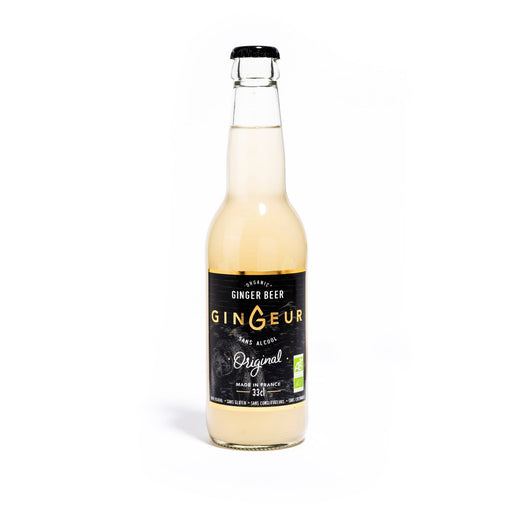 Ginger Beer Bio par Gingeur - Made in France-Bluedigo
