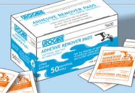 UROCARE 5600Adhesive Remover Pads, box of 50 individual wipes
