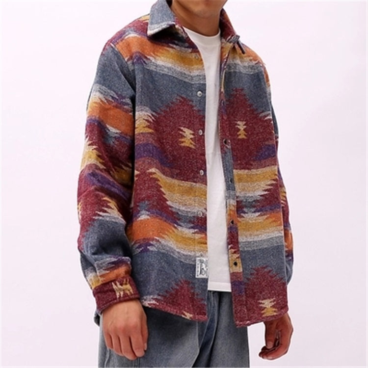 Aztec Heavy Weight Flannel