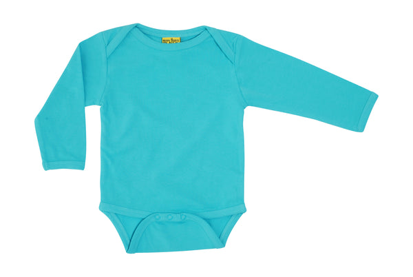 Solid | Long Sleeve Body | Turquoise