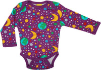 Long Sleeve Body | Mother Earth - Bright Violet