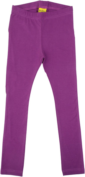 Solid | Leggings | Bright Violet