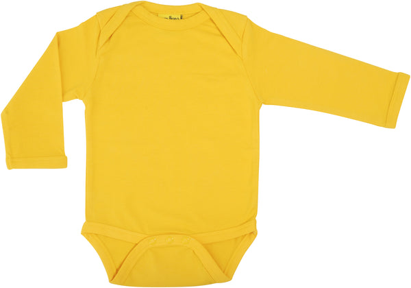 Solid | Long Sleeve Body | Lemon Chrome