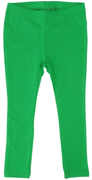 Solid | Leggings | Green