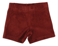 Terry | Short Pants | Cowhide