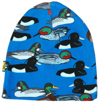 Double Layer Hat | Duck Pond - Blue