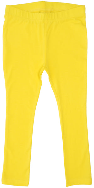 Solid | Leggings | Cool Yellow